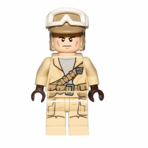 Rebel Pilot (Y-wing)