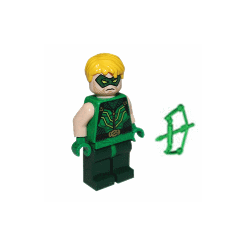Green Arrow (with bow)