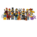 The LEGO Movie - complete set of 16