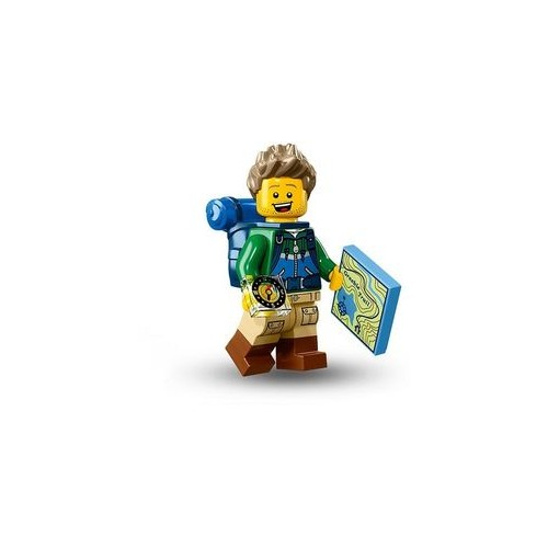 Hiker - LEGO Series 16 Collectible Minifigure