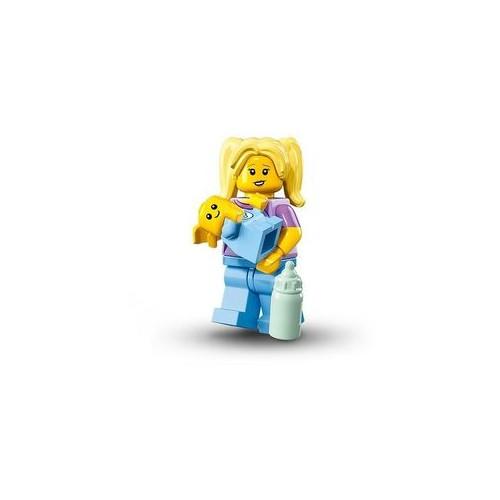Babysitter - LEGO Series 16 Collectible Minifigure