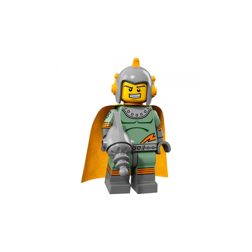 Retro Space Hero - LEGO Series 17 Collectible Minifigure