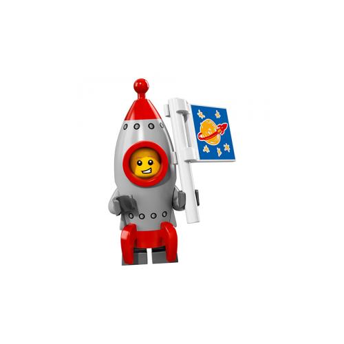 Rocket Boy - LEGO Series 17 Collectible Minifigure