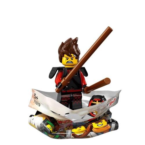 - LEGO Ninjago Movie Collectible Minifigure