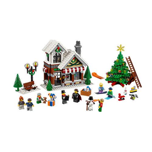Winter Toy Shop