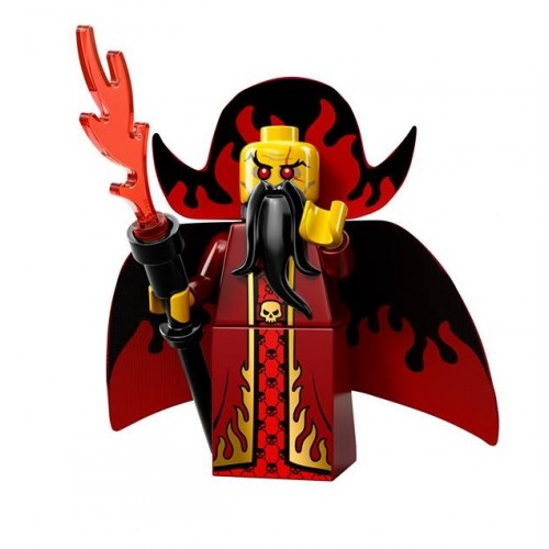 Evil Wizard - LEGO Series 13 Collectible Minifigure