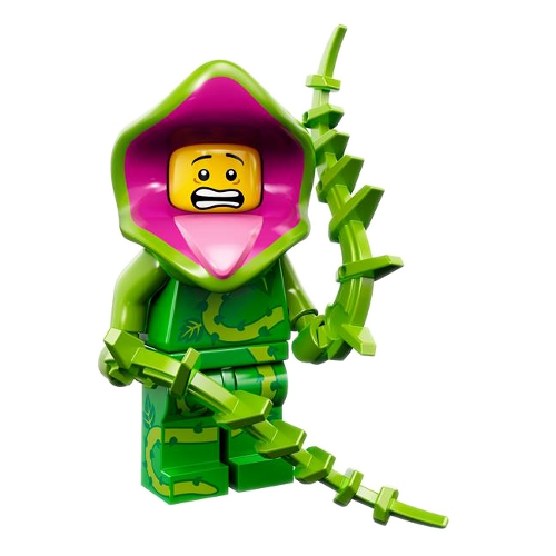 Plant Monster - LEGO Series 14 Collectible Minifigure