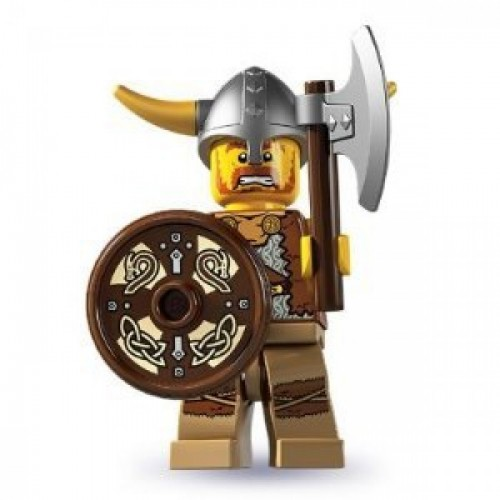 Viking - LEGO Series 4 Collectible Minifigure
