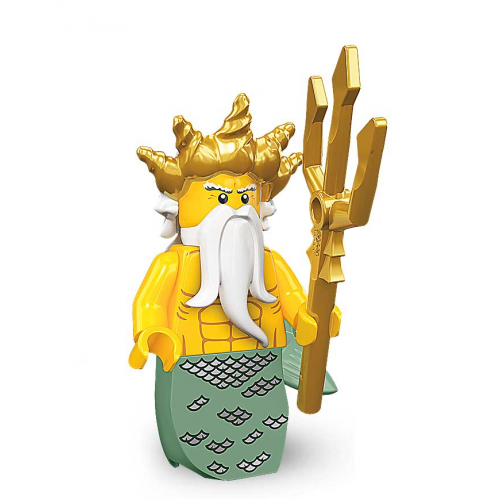 Neptune - LEGO Series 7 Collectible Minifigure