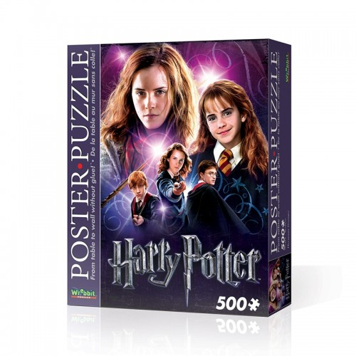 Hermione Granger Poster Puzzle