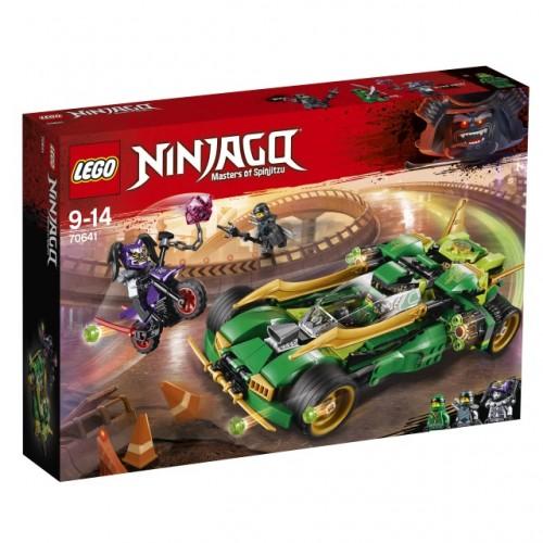 Ninja Nighcrawler