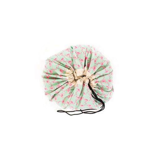 Play & Go Toy Storage Bag - Flamingo