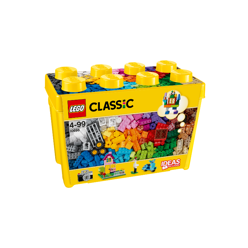 Large Creative Brick Box