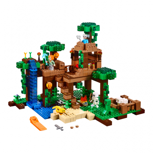 The Jungle Treehouse