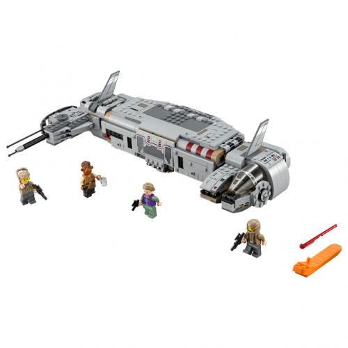 Resistance Troop Transport
