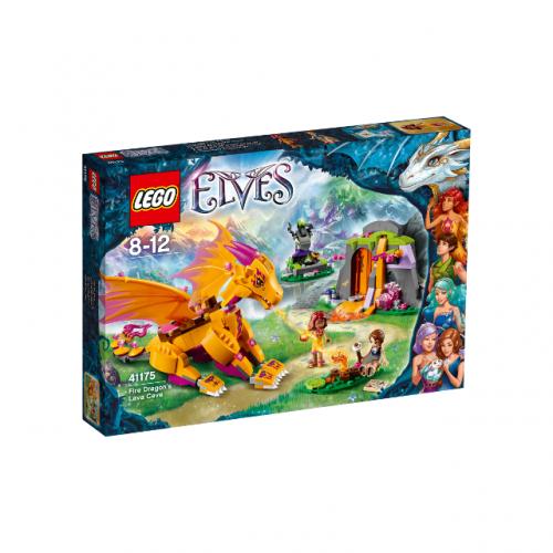 Fire Dragon's Lava Cave