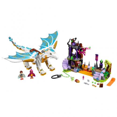 Queen Dragon's Rescue