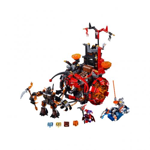 Jestro's Evil Mobile