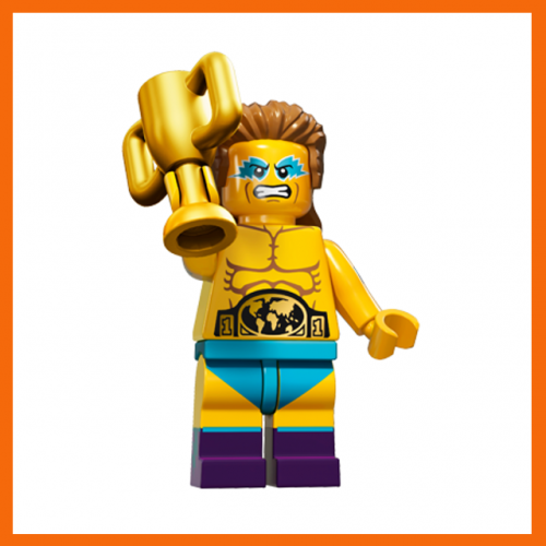 Wrestling Champion