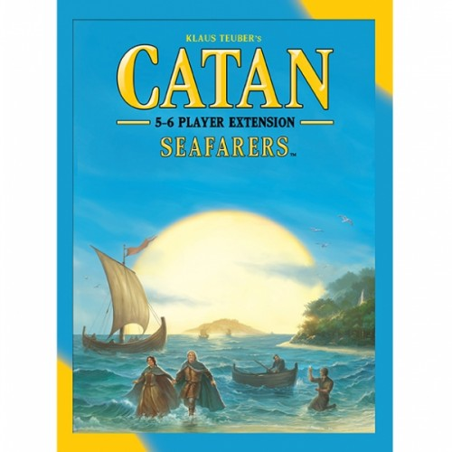 Catan Seafarers 5-6 player expansion