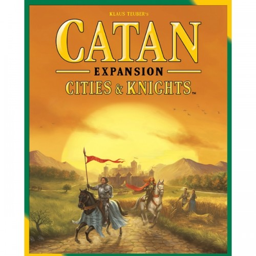 Catan Cities & Knights Expansion
