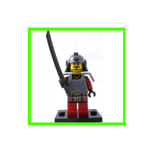 Samurai - LEGO Series 3 Collectible Minifigure
