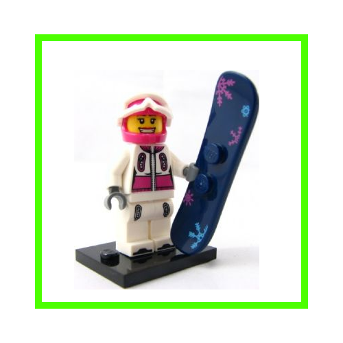 Snowboarder - LEGO Series 3 Collectible Minifigure