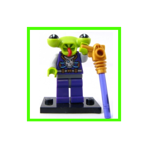 Space Alien - LEGO Series 3 Collectible Minifigure