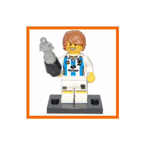 Soccer Player - LEGO Series 4 Collectible Minifigure