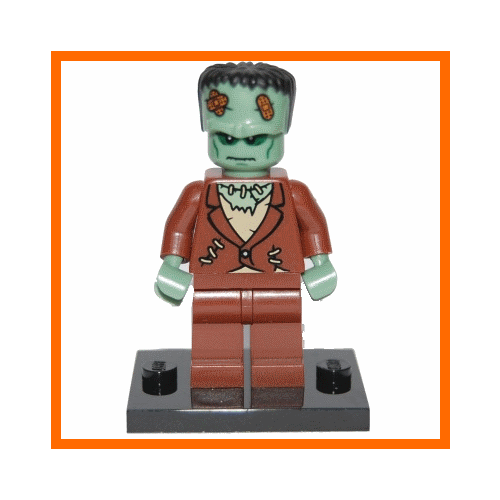 The Monster - LEGO Series 4 Collectible Minifigure