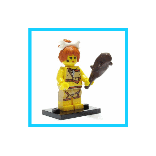 Cavewoman - LEGO Series 5 Collectible Minifigure