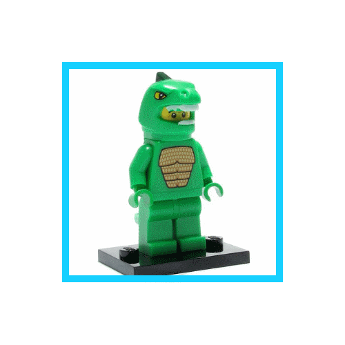 Lizard Suit - LEGO Series 5 Collectible Minifigure