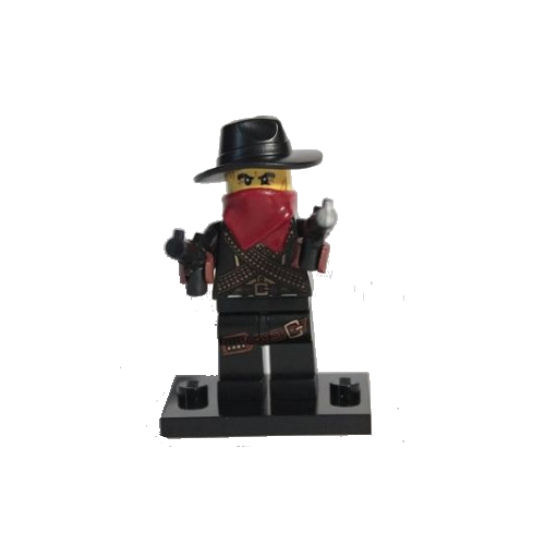 Bandit - LEGO Series 6 Collectible Minifigure