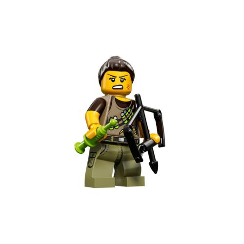Dinosaur Wrangler - LEGO Series 12 Collectible Minifigure