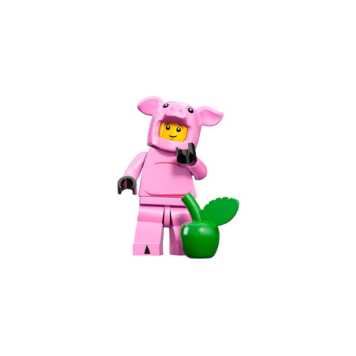 Pug Suit Guy - LEGO Series 12 Collectible Minifigure