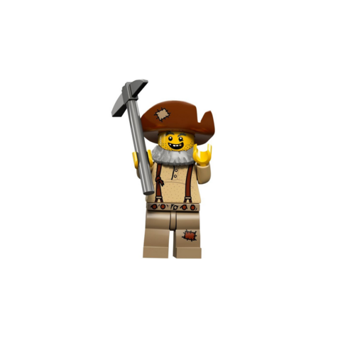 Prospector - LEGO Series 12 Collectible Minifigure