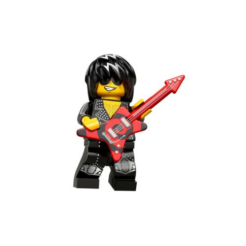 Rock Star - LEGO Series 12 Collectible Minifigure