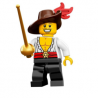 Swashbuckler - LEGO Series 12 Collectible Minifigure