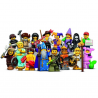 Complete set of 16 - LEGO Series 12 Collectible Minifigures