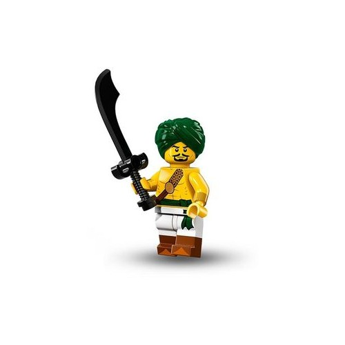 Arabian Knight - LEGO Series 16 Collectible Minifigure