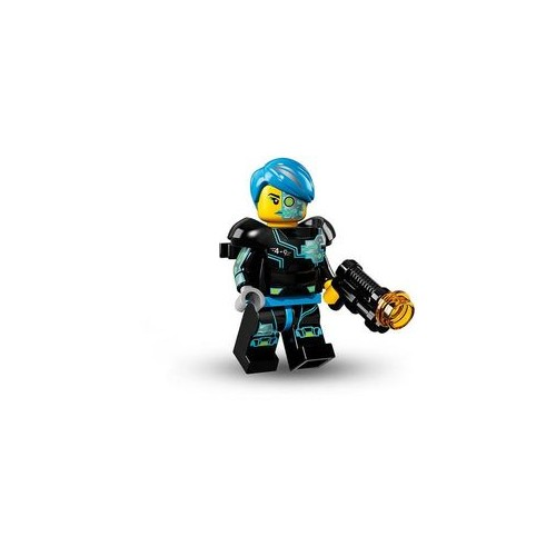 Cyborg - LEGO Series 16 Collectible Minifigure