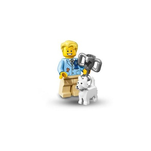 Dog Show Judge - LEGO Series 16 Collectible Minifigure