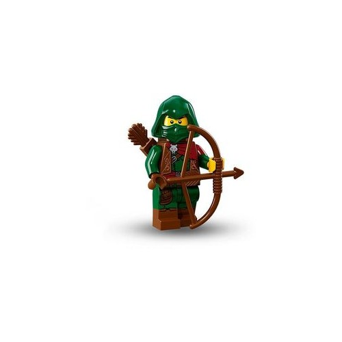 Forest Rogue - LEGO Series 16 Collectible Minifigure