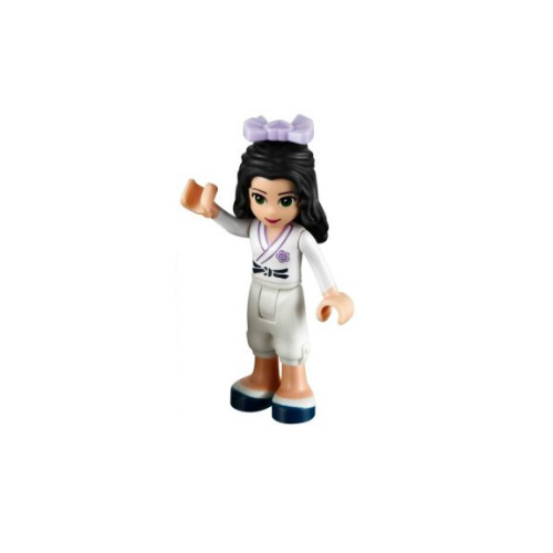 Emma - karate suit