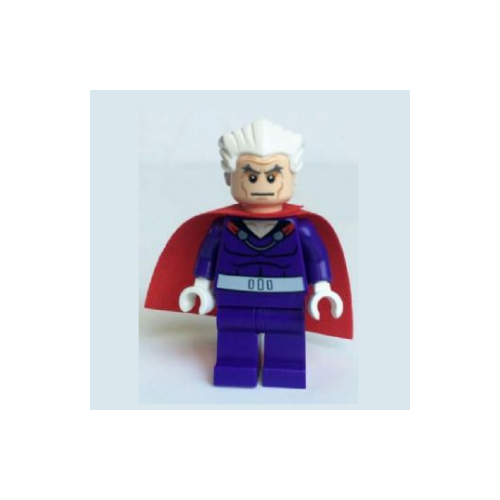Magneto (white hair)