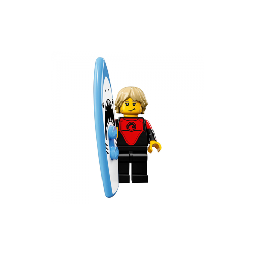 Pro Surfer - LEGO Series 17 Collectible Minifigure