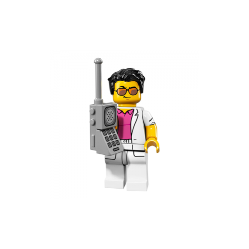 Yuppie - LEGO Series 17 Collectible Minifigure