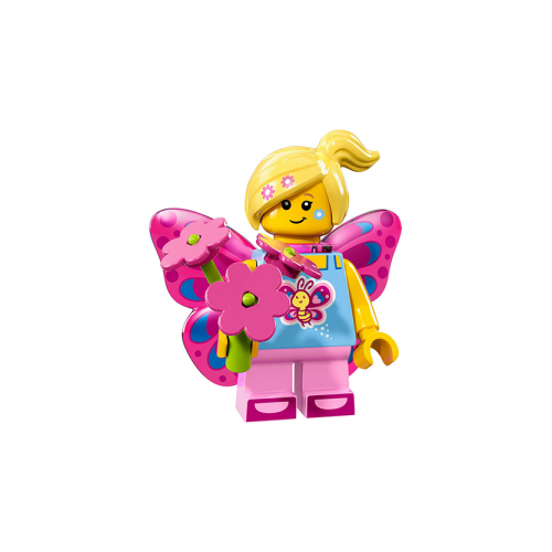 Butterfly Girl- LEGO Series 17 Collectible Minifigure