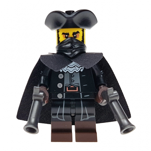 Highwayman - LEGO Series 17 Collectible Minifigure
