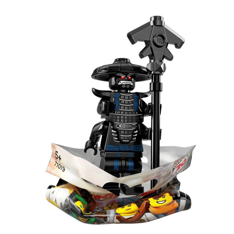 Garmadon - LEGO Ninjago Movie Collectible Minifigure